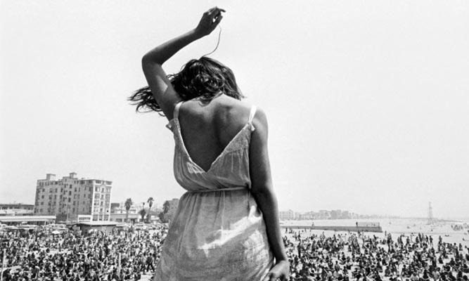 Dennis Stock - Venice Beach Rock Festival, California, USA, 1968
