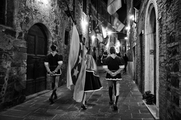 Montalcino, Torneo d'Ottobre