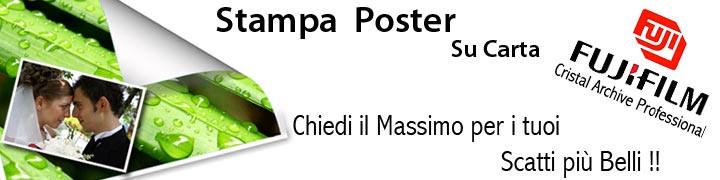 Stampa Poster online